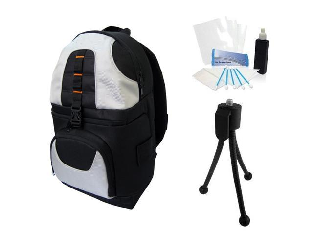 DSLR Camera Backpack Case Bag for Canon EOS Rebel T5i 700D Digital Camera