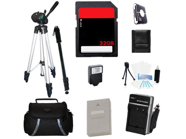 Advance Accessories Kit For Olympus OM-D E-M10 Digital Camera
