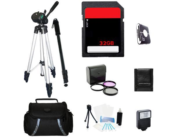 Advance Accessories Kit For Fujifilm X-E2 Mirrorless Digital Camera