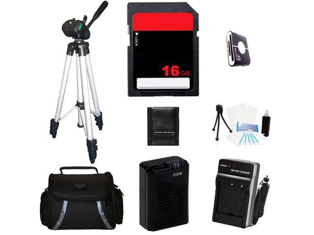 Beginner's Accessories Kit For Panasonic Lumix DMC-FZ200 Digital Camera