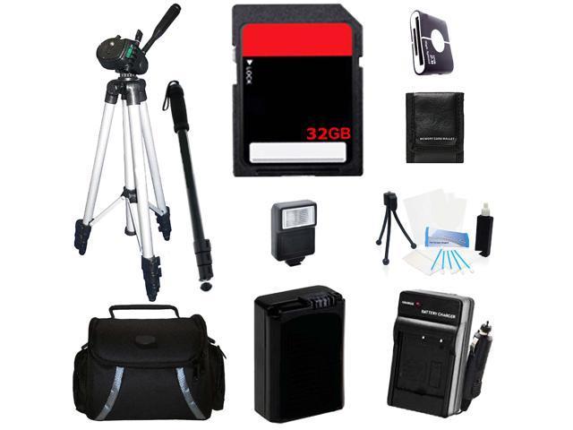 Advanced Accessories Kit For Panasonic Lumix DMC-FZ200 Digital Camera