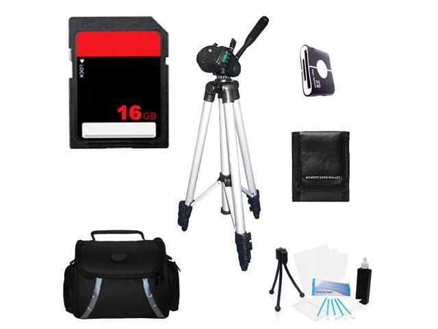 Beginner's Accessories Kit For Fujifilm X-T1 Mirrorless Digital Camera