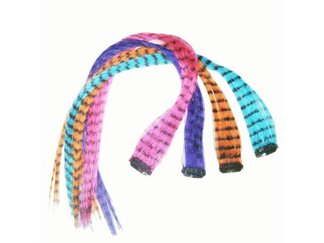 Clip In On Feather Fashion Hair Extensions Wholesale Lot Beauty Salon Supply