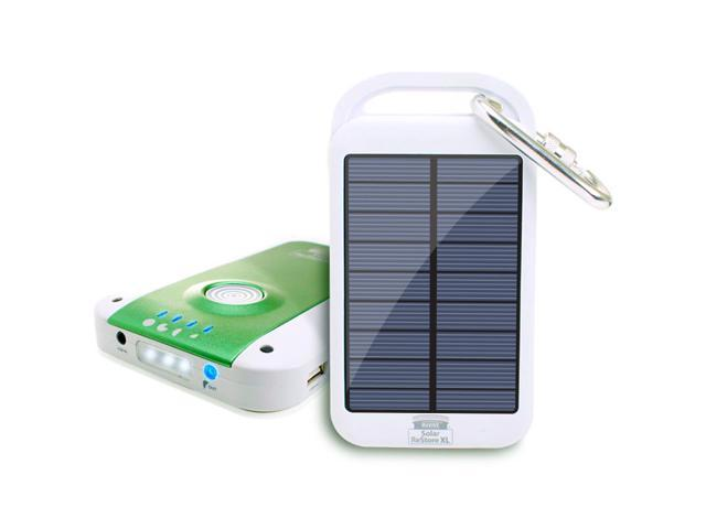 ReVIVE Series Solar ReStore XL Portable Solar Charger Pack (White)