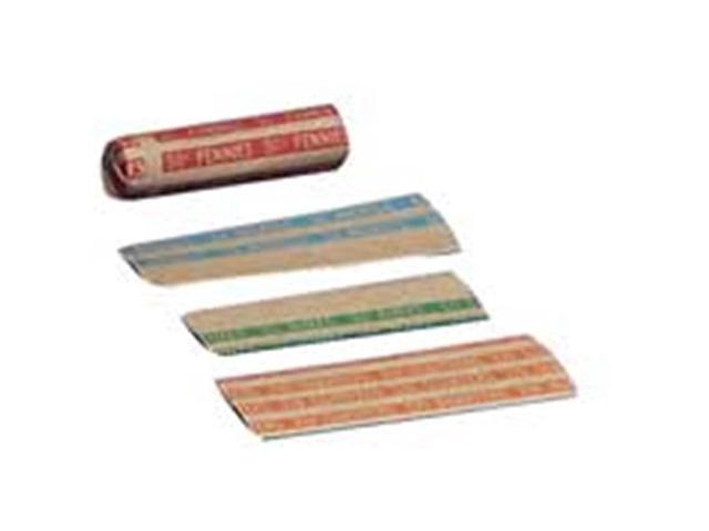 Coin Wrapper 60 lb. Dimes 5.00 1000/BX Green