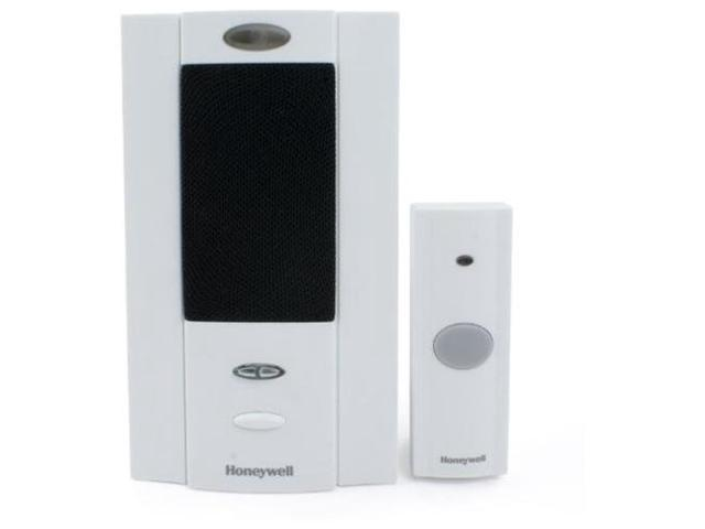 Portable Plus Wireless Door Chime and Bell Push