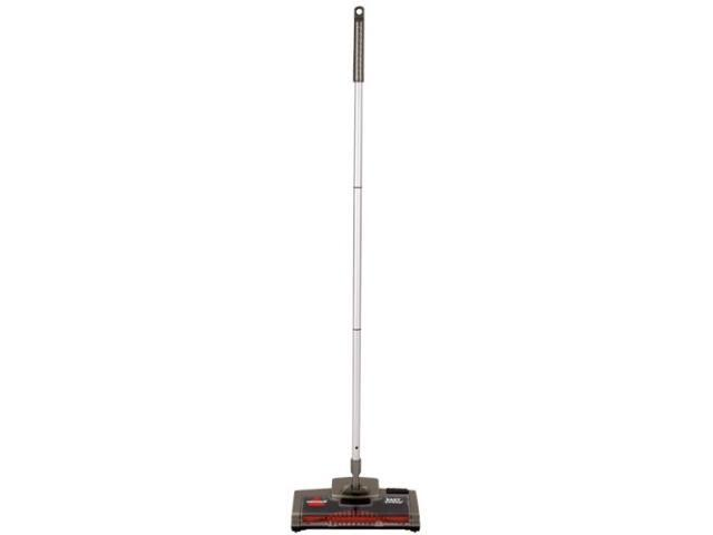 BISSELL 15D1 Easy Sweep Cordless Rechargeable Floor Sweeper Red