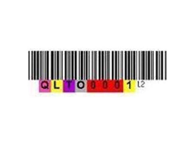 Quantum 3-05400-11 Data Cartridge Barcode Label