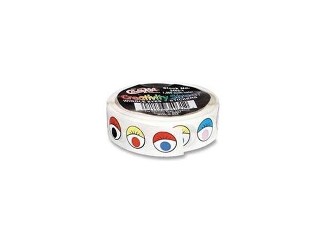 Chenillekraft Wiggle Eyes Sticker