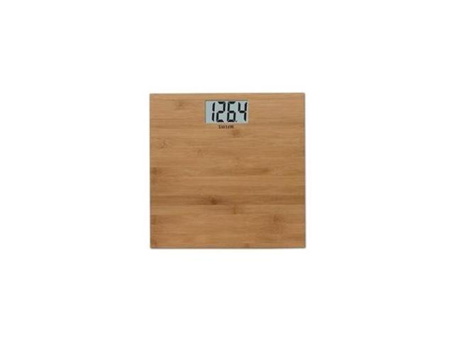 TAYLOR 8657-4242 Bamboo Electronic Scale