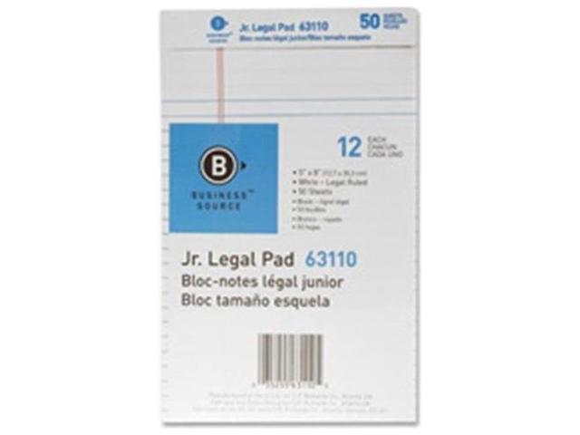 Legal Pads Jr. Legal Ruled 50 Sht 5