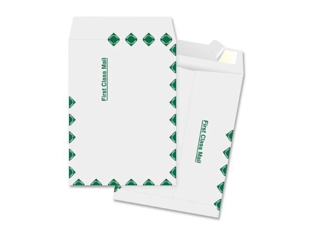 Open End Envelopes First Class 9-1/2