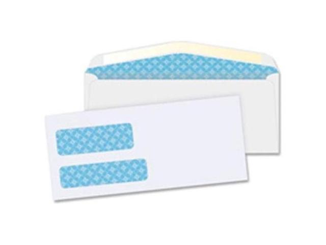 Double Window Envelopes No. 9 3-7/8