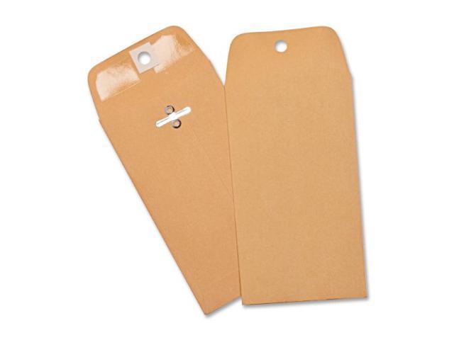 Hvy-duty Clasp Envelopes 3-3/8