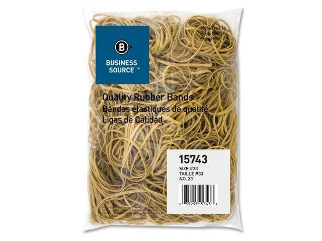 Rubber Bands Size 33 1 lb./BG 3-1/2