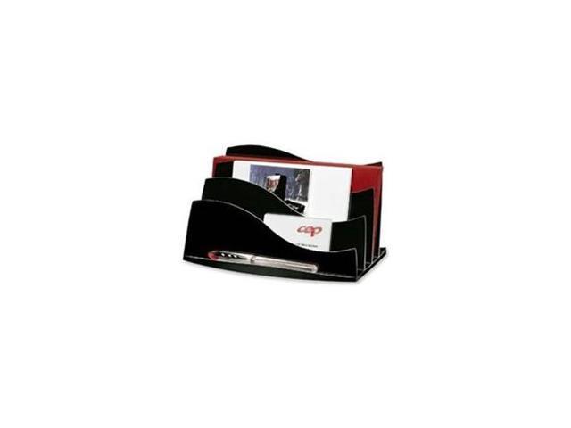 CEP CEP3500108 Desk Accessories- Letter Sorter- Black