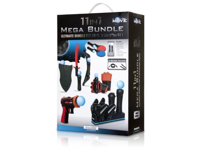 PS3 11-In-1 Mega Bundle For