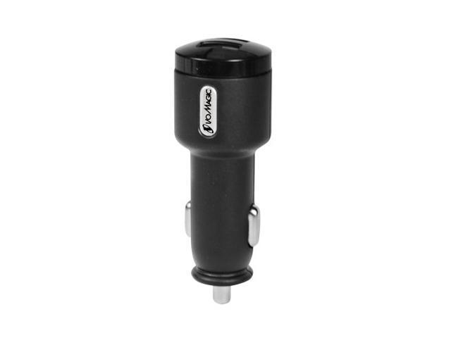 I/OMagic - 2PORT USB CAR CHARGER 12V/24V CHARGES 2DEV SAFELY