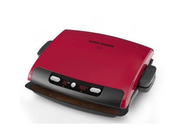 """Gf 100"""" Grill Red"""
