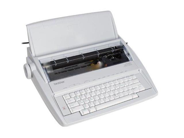 ELECTRIC TYPEWRITER - BROGX6750