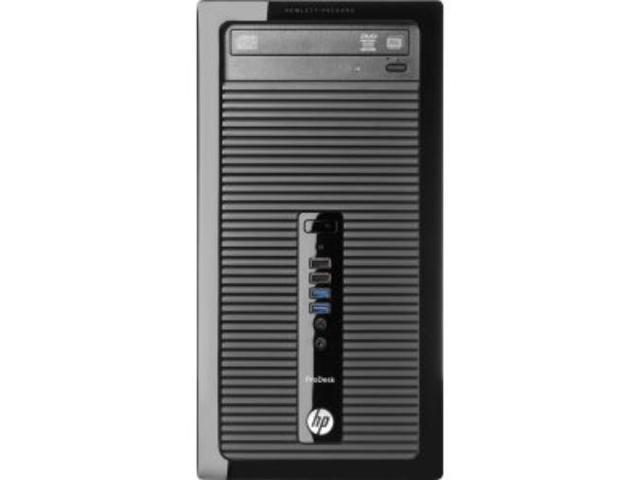 HP Business Desktop ProDesk 405 G1 Desktop Computer - AMD A-Series A4-5000 1.5GHz - Micro Tower