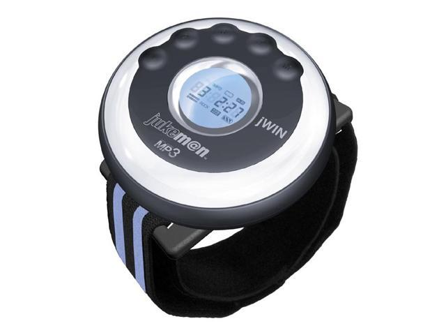 jWin ® Armband 256MB MP3 Player with FM Tuner