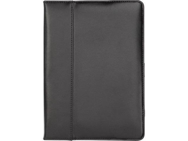 CYBER ACOUSTICS IC-1930 IPAD AIR 5 LEATHER COVER BLK