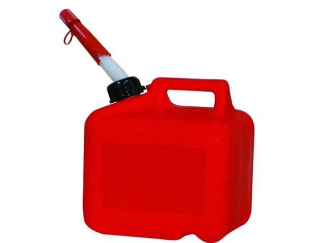 SPILL PROOF POLY GAS CAN - 284301
