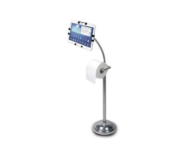 Pedestal Stand Roll Hldr Ipad