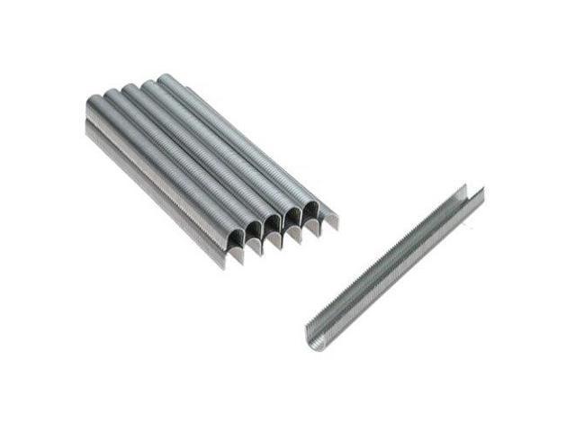 Arrow Fastener 256 T25 Round Crown Staples 3/8/10mm; 1000 Pk