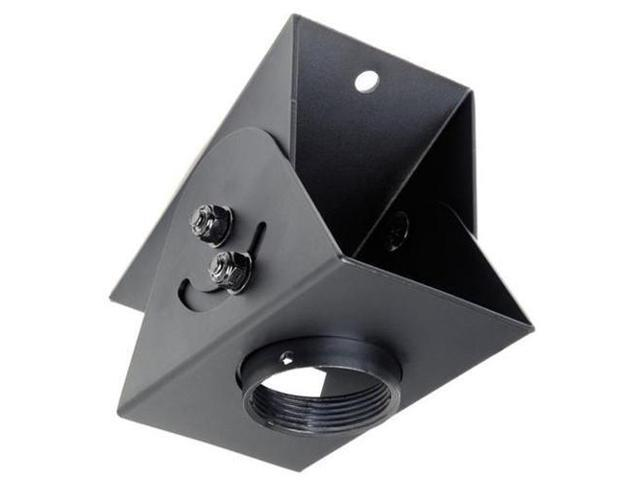 Peerless Industries Light Weight Cathedral Ceiling Adapter Black - Newegg.ca