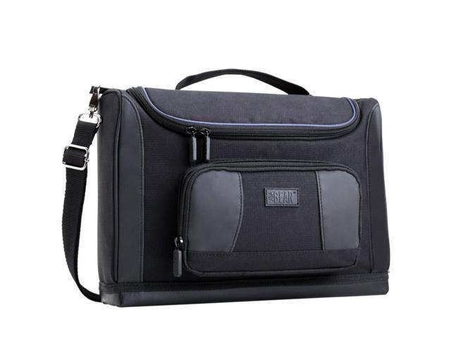 USA GEAR Large Carrying Case Sling Bag for Portable Document , Book , & Photo Scanners-Works With VuPoint , Fujitsu , Canon , Epson , NeatReceipts , Doxie and many more portable scanners!