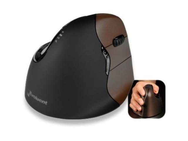 Evoluent Mouse Vm4sw Verticalmouse 4 Small Wireless Retail