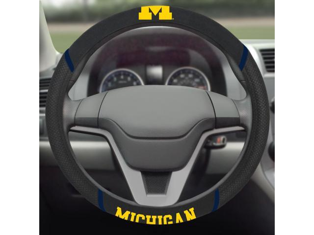 Michigan Steering Wheel Cover