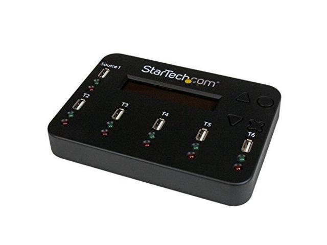 Startech.com Standalone 1:5 Usb Flash Drive Duplicator And