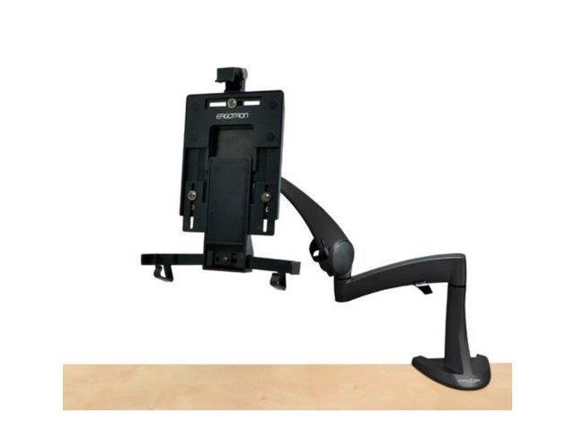 Ergotron 45-306-101 Neo-Flex Desk Mount Tablet Arm (black)