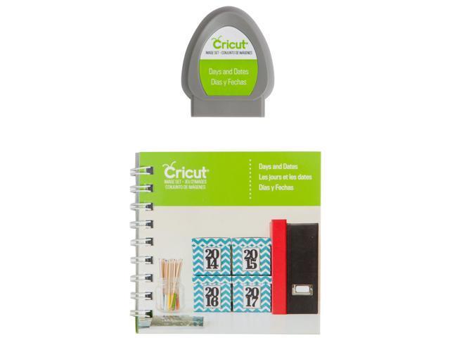 Cricut Shape Cartridge-Days And Dates