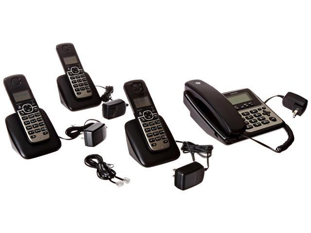 motorola cordless phone with answering machine