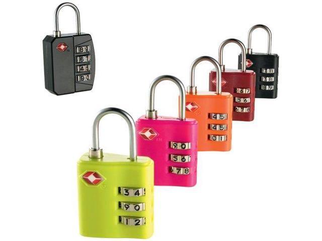 Travel Smart By Conair Ts396ts Travel Sentry(r) Ez Reader Combination Lock