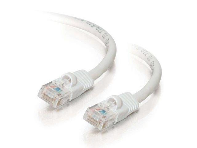 C2g C2g 35ft Cat5e Snagless Unshielded (utp) Network Patch Cable - White