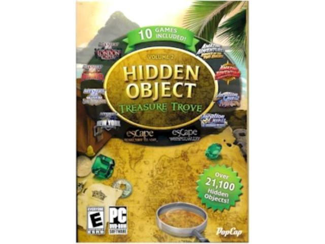 Hidden Object Collection: Treasure Trove Vol. 2 PC Game