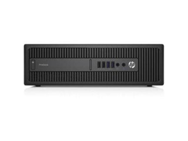 HP Desktop PC ProDesk 600 G2 Intel Core i7 6th Gen 6700 (3.4 GHz) 4 GB DDR4 1 TB HDD Intel HD Graphics 530 Windows 7 Professional 64-Bit (available through downgrade rights from Windows 10 Pro)