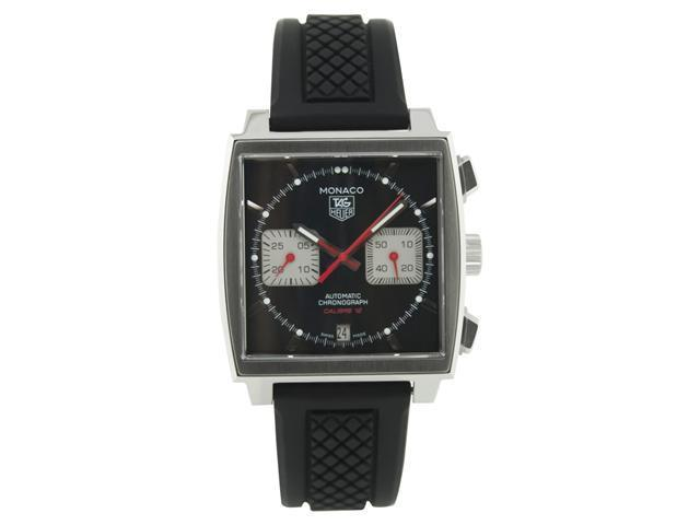 Tag Heuer Monaco Chronograph Racing Watch CAW2114.FT6021