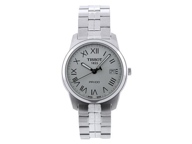 Tissot PR 100 Stainless Steel Mens Watch T0494101103301
