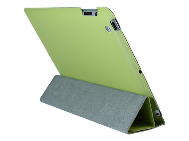 Hornettek IP3-HSL-GN L'etoile iPad HD Hairline case, Green