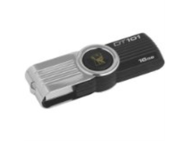 Kingston DT101G2/16GBZ 16GB DataTraveler 101 Generation 2 - USB Flash Drive (Black)