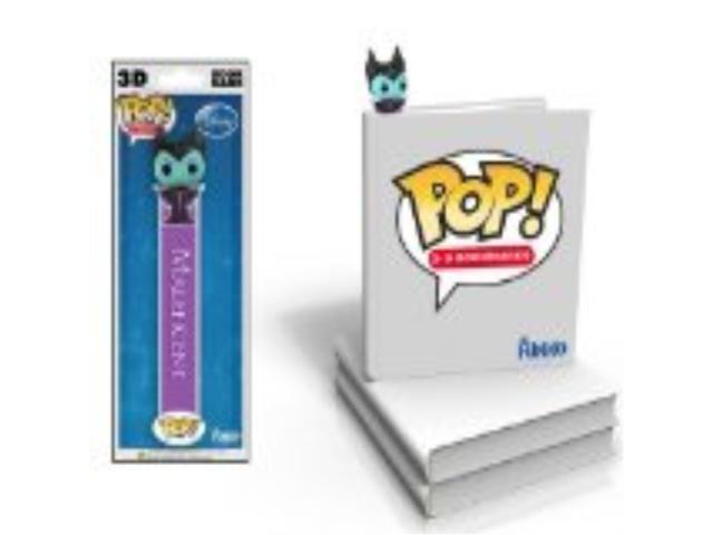 POP Disney Maleficent 3D Bookmark