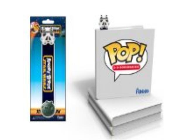 POP Angry Birds Star Wars Storm Trooper 3D Bookmark