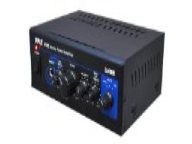Pyle PTA2 Mini 2x40W Stereo Power Amplifier