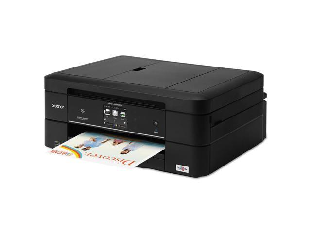 Brother Work Smart MFC-J885DW Color Wireless Inkjet All-In-One, Copy / Fax / Print / Scan